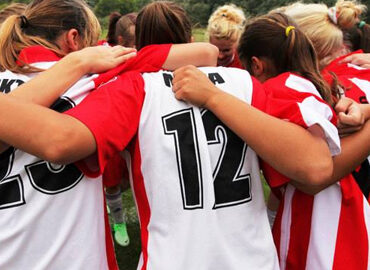 FC Santos tüdrukud